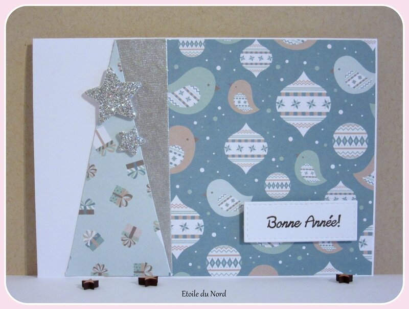 Cartes de voeux Little Scrap