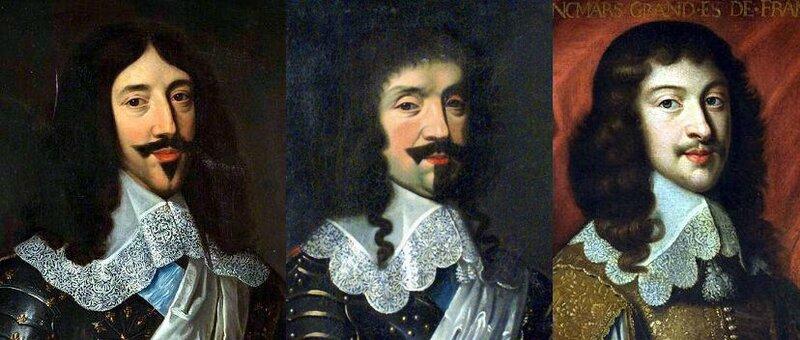Le rabat vers 1640-1643