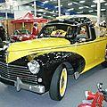 Peugeot 203 pick-up australien 1955