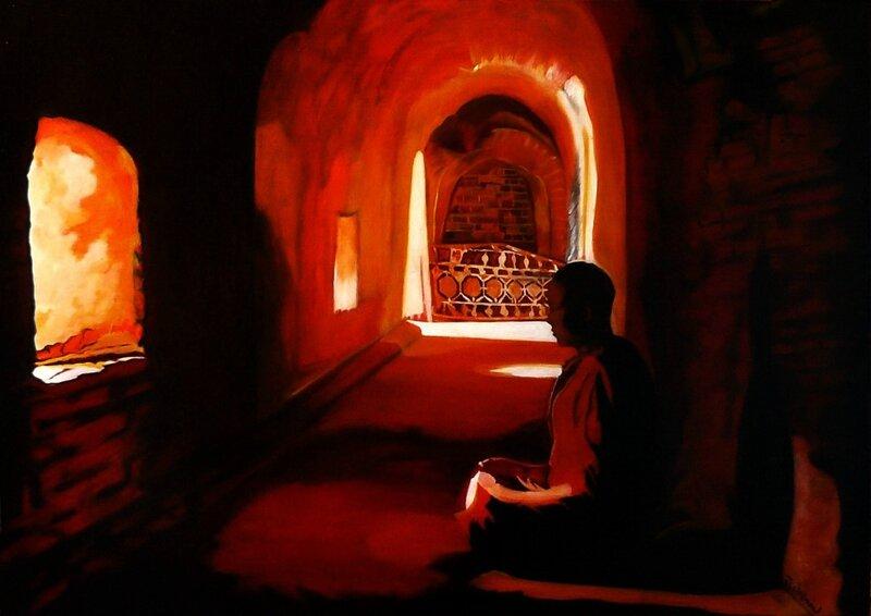 Hommage à Bouddha (1)