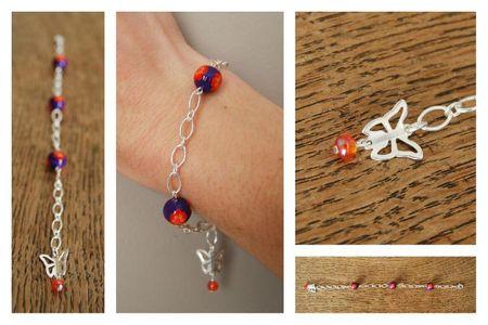 Bracelet_rouge_violet_papillon