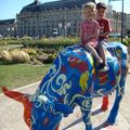 Parade Cow - Bordeaux - Tiago et Lola