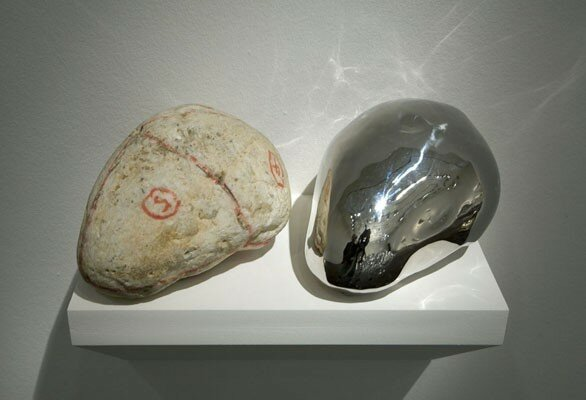Quot On Gold Mountain Sculptures From The Sierra By Zhan Wang