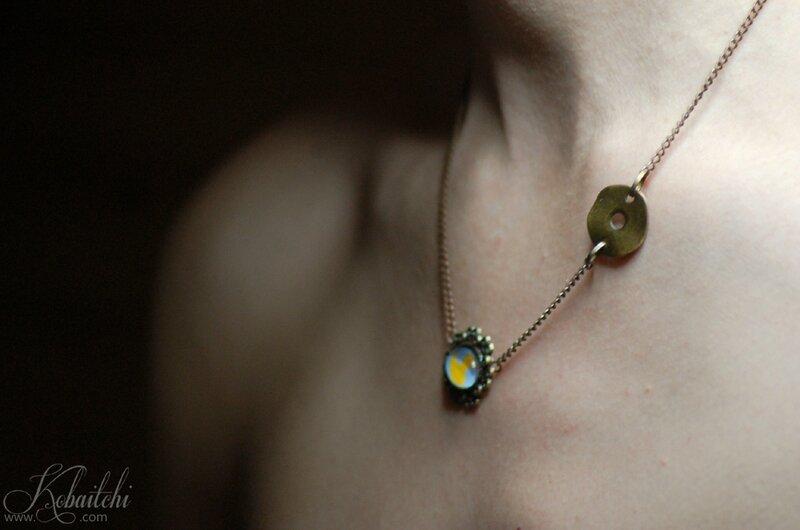 Un peu trop classe cette photo pour un collier canard non?
