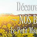 Le petit marseillais, club ambassadeur: nouvelle campagne! 🍀☀💖