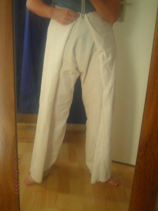 Pantalon de merde adulte