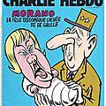 Caricature. morano en trisomique dans «charlie hebdo» : une association va porter plainte