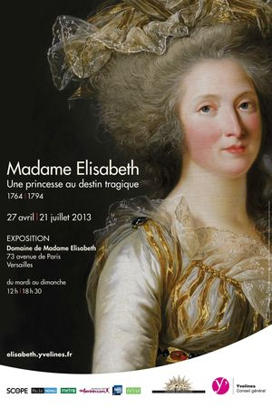Affiche_Exposition_Madame_Elisabeth