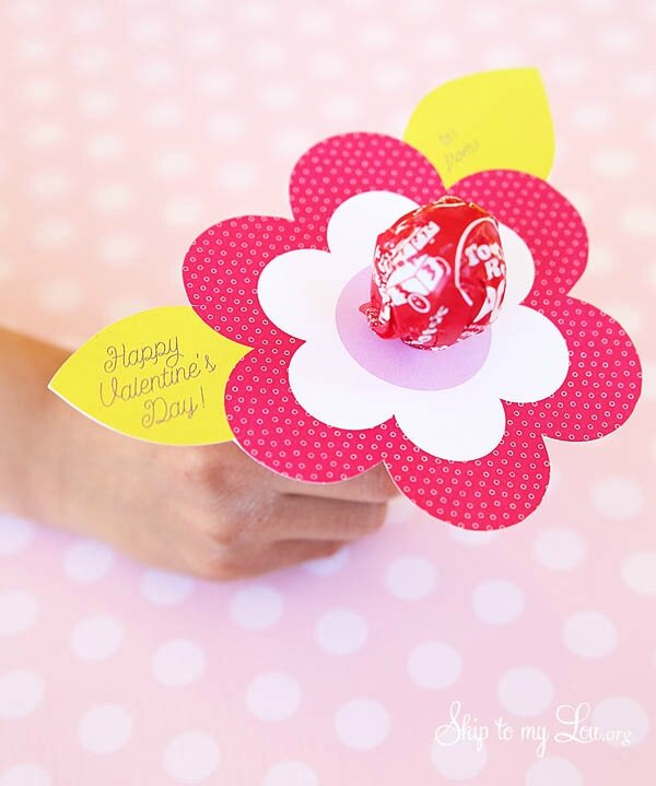 printable-flower-Valentine