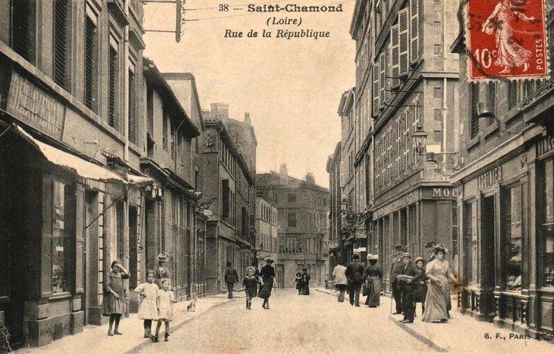 Nouveautés Moulin 49 rue République