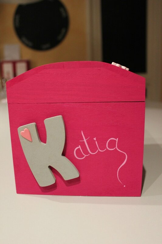 Boîte KATIA 4