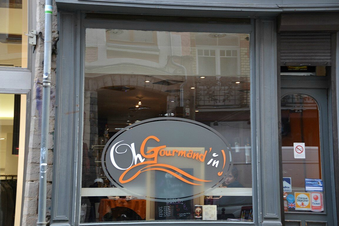 Restaurant Oh Gourmand In Lille