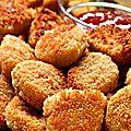 1960 - l'inventeur des nuggets de poulet se nomme robert c. baker