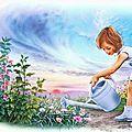 Le jardin au fil du temps (1)