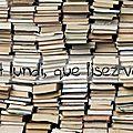 C'est lundi, que lisez-vous? # 189