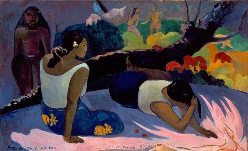 Gauguin_Arearea_no_varua_ino