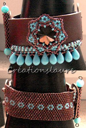 bracelet_cuir_fleur