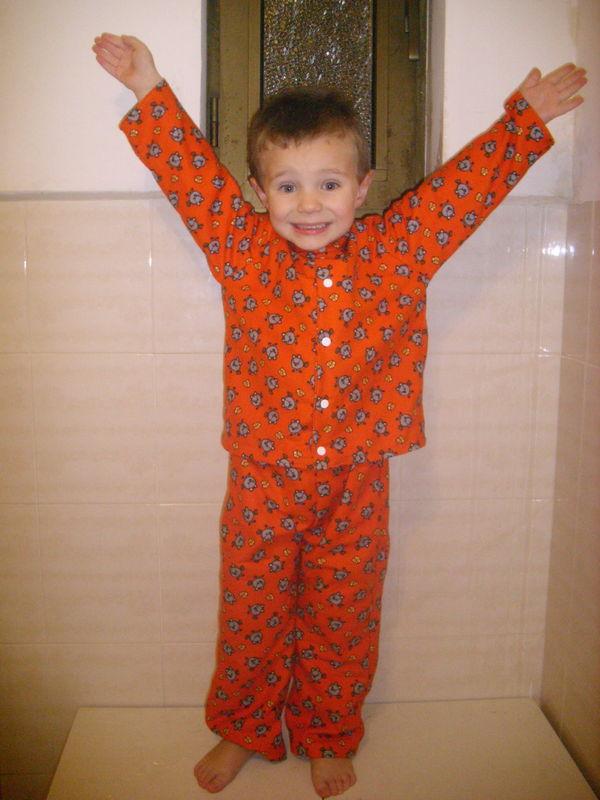 Pyjama 2 les Intemporels enfants