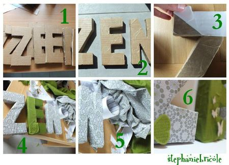 Diy id e de d co zen faire soi m me cartons galets - Idees deco halloween faire soi meme ...