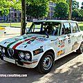 Alfa romeo giulia de 1978 (Paul Pietsch Classic 2014) 01