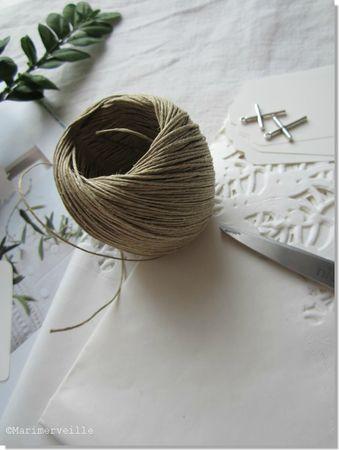 atelier bouquet de rameaux