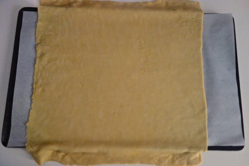 pâte de l'Oreiller de la Belle Aurore