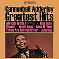 Cannonball Adderley - 1958-62 - Greatest Hits (Riverside)