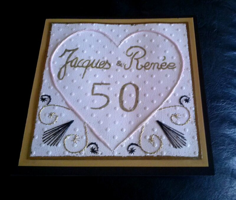 50 ans mariage