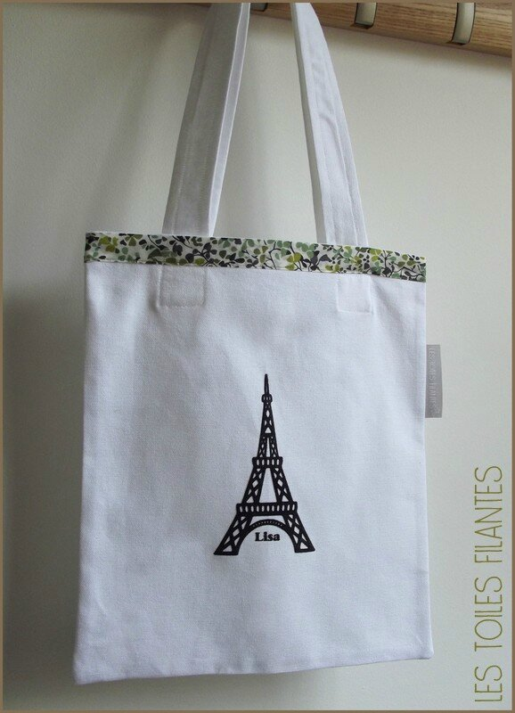 Tote-bag Lisa et Clara4