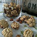 Biscuits à la noisette fourrés au chocolat5
