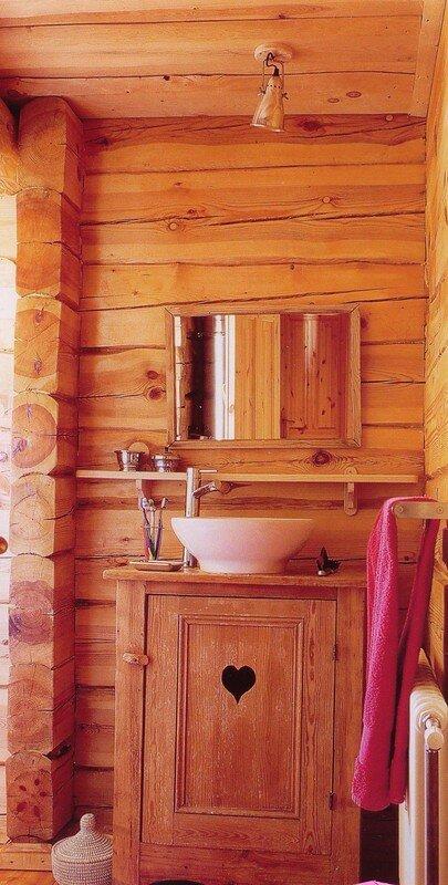 Salle de bain et salle d 39 eau photo de id es d co combles for Salle d eau dans les combles
