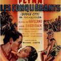 Les conquérants (Dodge City) - Michael Curtiz - 1939