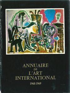 Annuaire de l'art international 1968-69 01