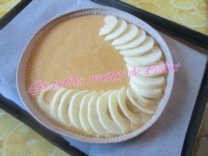 Gâteau moelleux pommes frangipane47