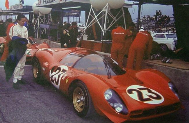 1967-Daytona-330 P 3 4-Bandini-02