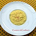 Simplissime risotto royal