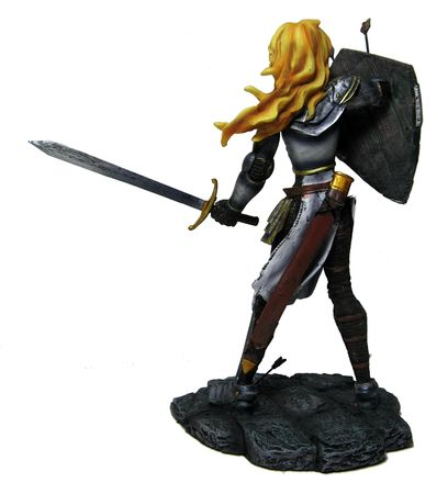 chevaliere knight girl cadojeux bostal (3)