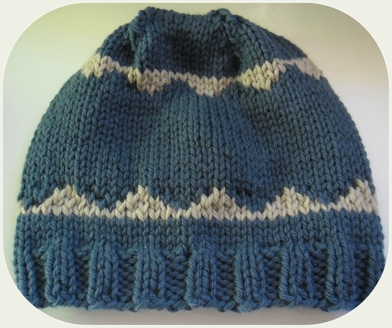 Sawtooth Hat