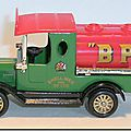 Altaya Corgi 26 Ford Model T Tanker BP 4