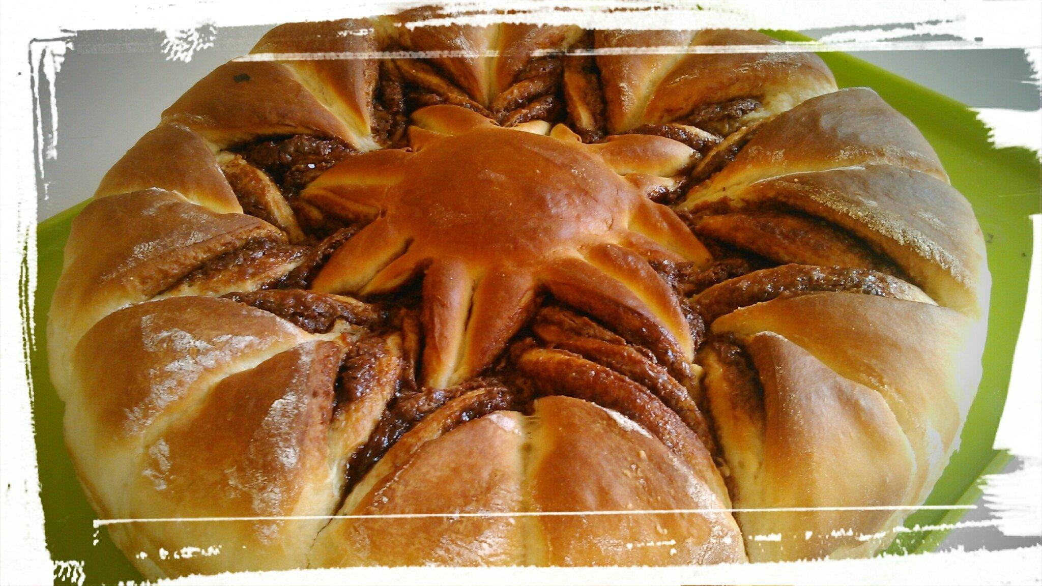 Pass 39 temps sucr - Tarte soleil sucree originale ...