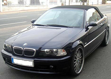 BMW - 323 CI CABRIOLET AVEC HARD TOP - 2000