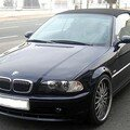 BMW - 323 CI CABRIOLET AVEC HARD TOP - 2000