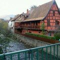 Ballade  ... Colmar et les marchs de nol