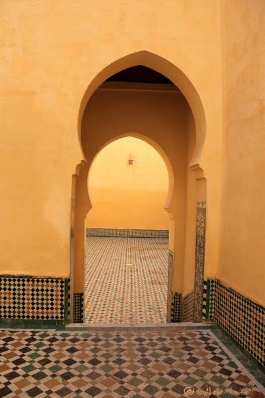 ©09 1_passage_Moulay Ismaïl_Mekhnes