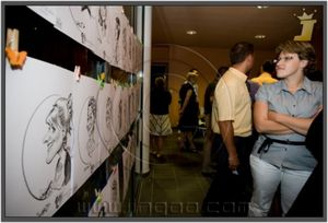 Animation_caricature_mariages_juillet_2009