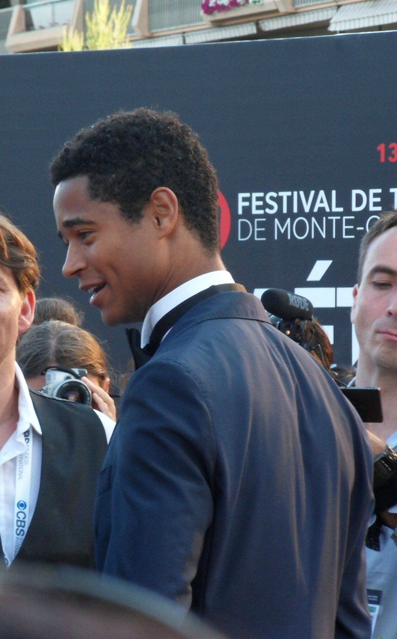 "MONTE CARLO 2015 : ""HOW TO GET AWAY WITH MURDER"", ALFRED ENOCH (table ronde)"