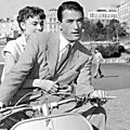 Vacances romaines (roman holiday) de william wyler - 1953