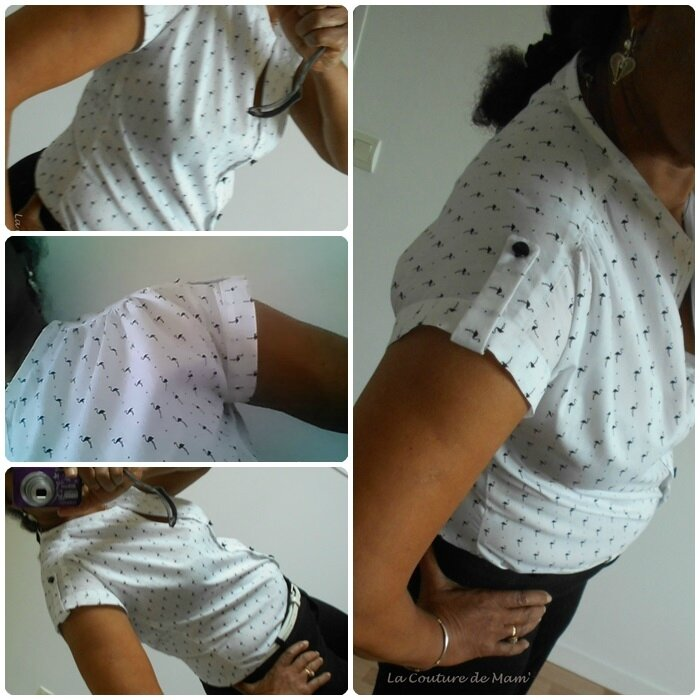 Ma blouse Maya