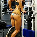 Rising star: fitness model stephanie buckland talks with simplyshredded.com