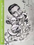 caricature_vache